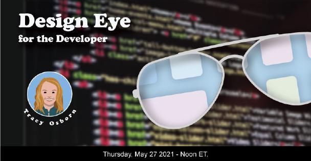 Banner for Design Eye for the Developer