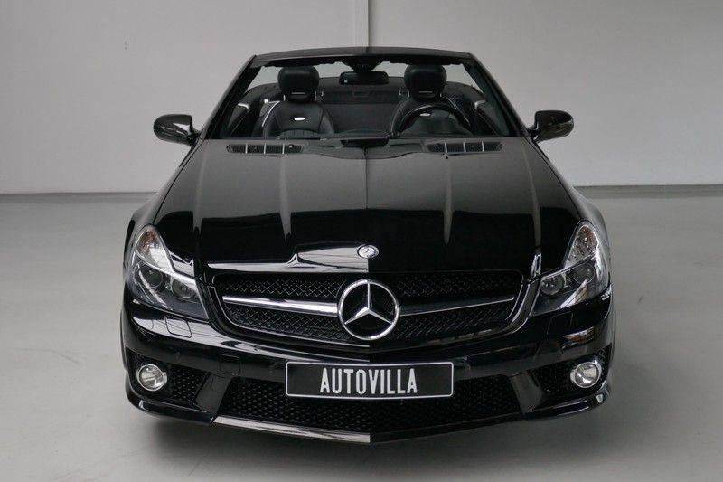 Mercedes-Benz SL-Klasse 63 AMG Performance Package - Carbon afbeelding 4