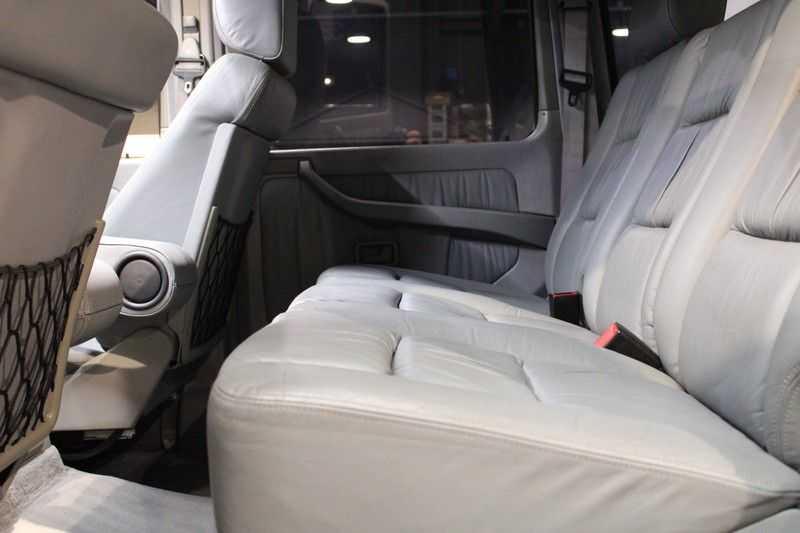 Mercedes-Benz G-Klasse 500 fabrieks 55-uitgev. Youngtimer aut. 7-zits afbeelding 18