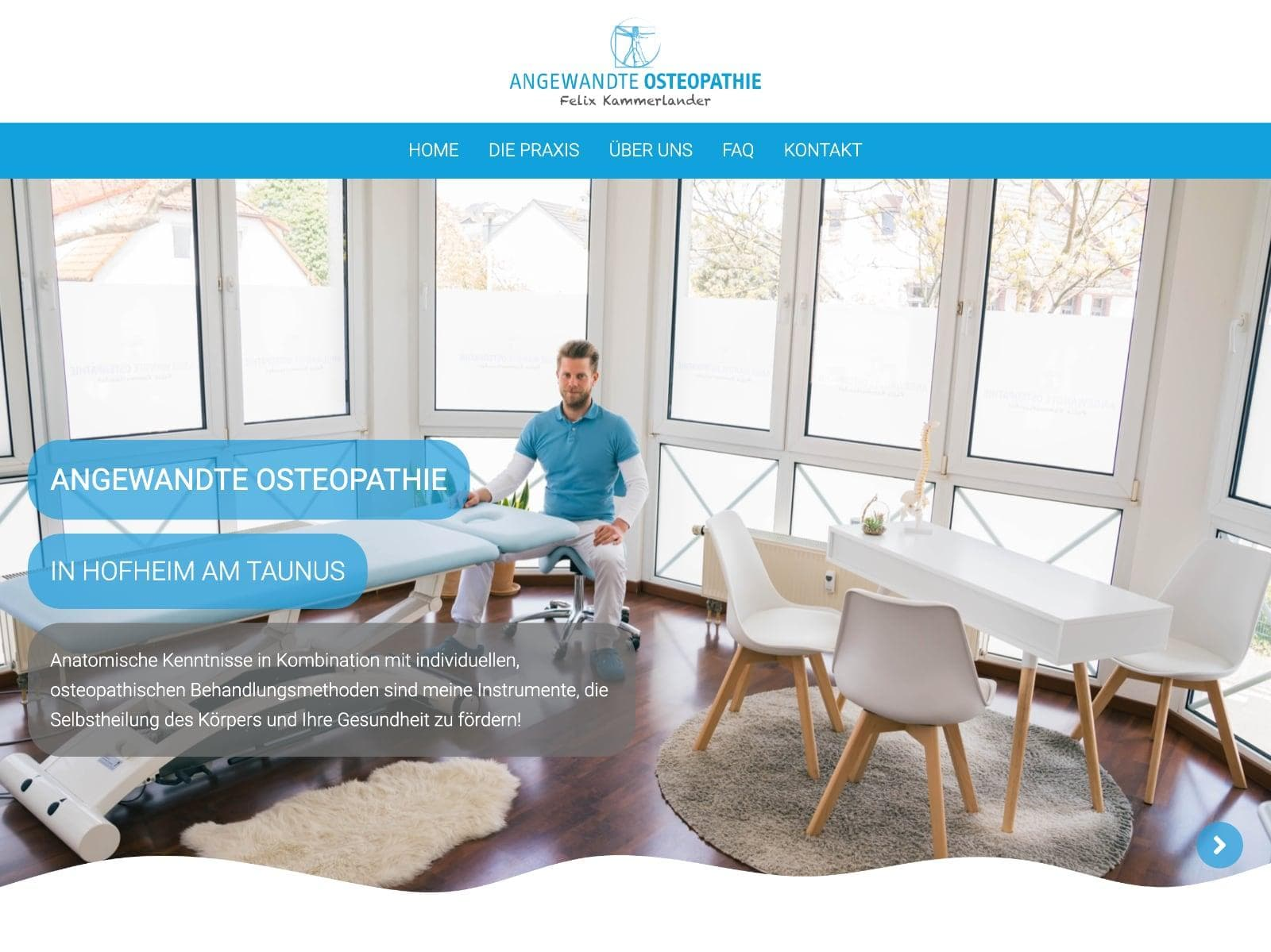 Einladendes Wohlfühlambiente beginnt mit entsprechendem Webdesign