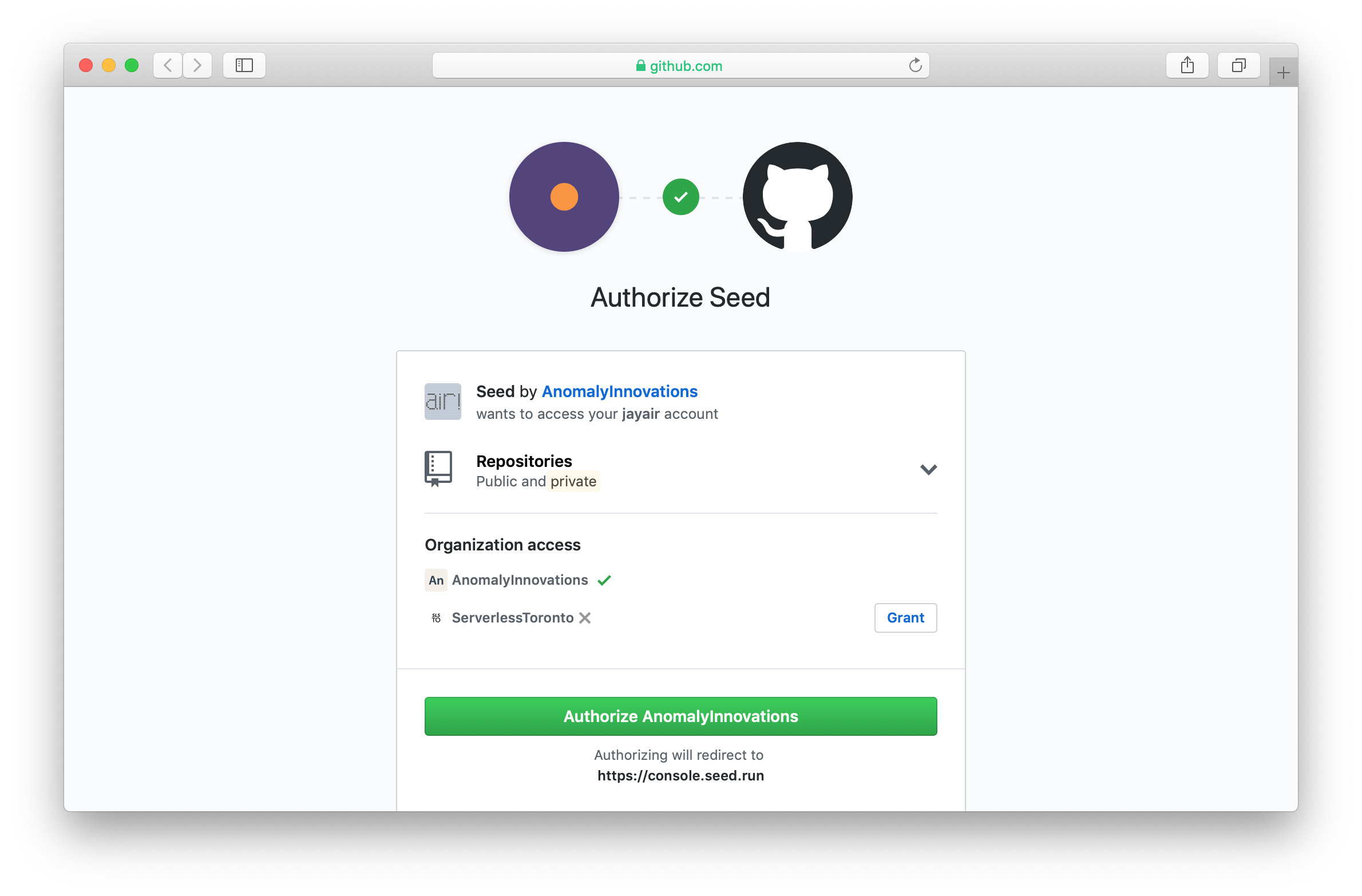 Getting Started with Seed