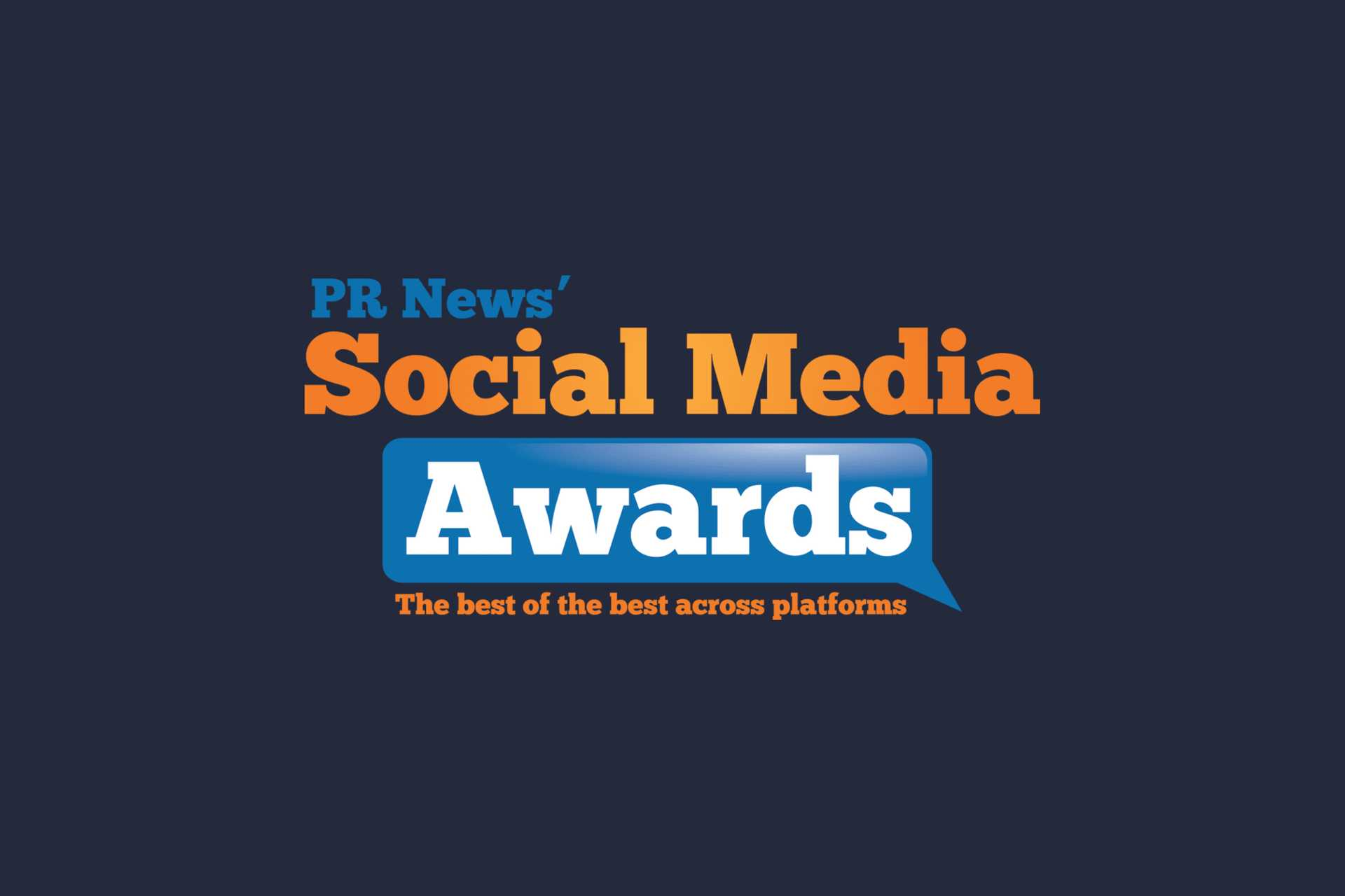PR News Social Media Awards
