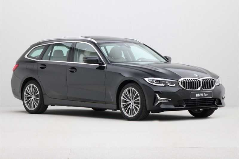 BMW 3 Serie Touring 320d Luxury Line High Executive afbeelding 5