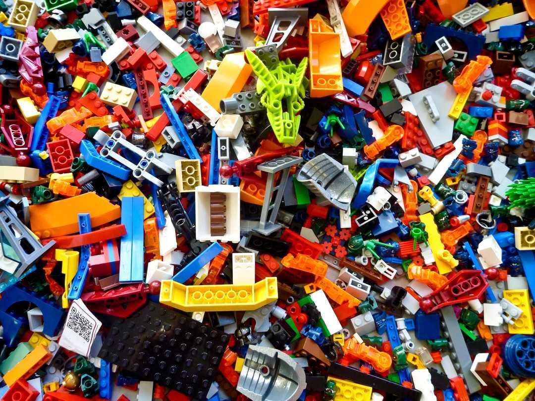 Solucionar problemas de forma creativa con Lego® Serious Play® cover image