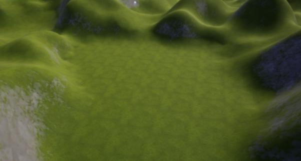 Leveled Terrain