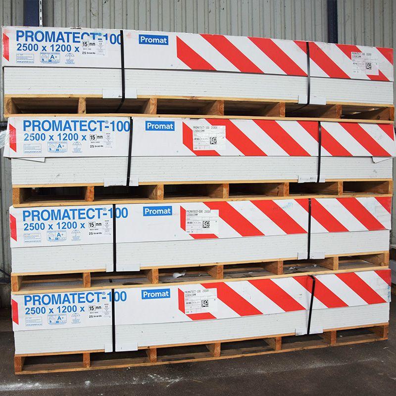 Protupožarne ploče - Promat PROMATECT 100