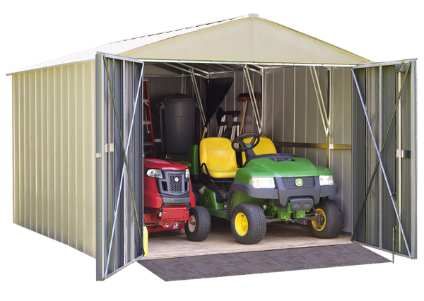 10x10 Commander Steel Garages