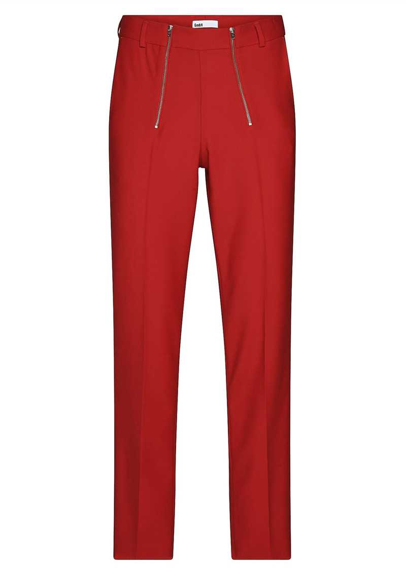 TALC trouser in red. GmbH Spring/Summer 2021 'RITUALS OF RESISTANCE'