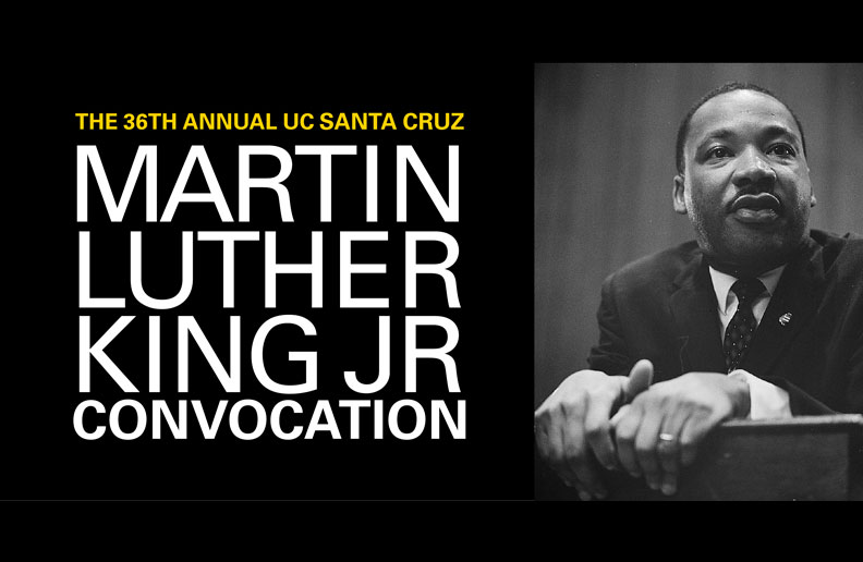 Martin Luther King Jr Memorial Convocation