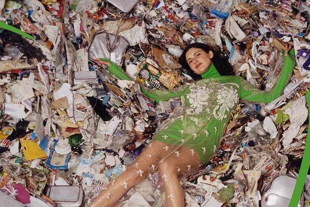 Apparel Brands Go Green - Go green or go home, millennials shop Eco-Friendly, new study finds.
