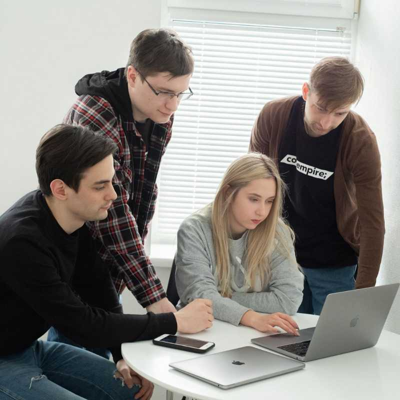 Codempire developers are on planning