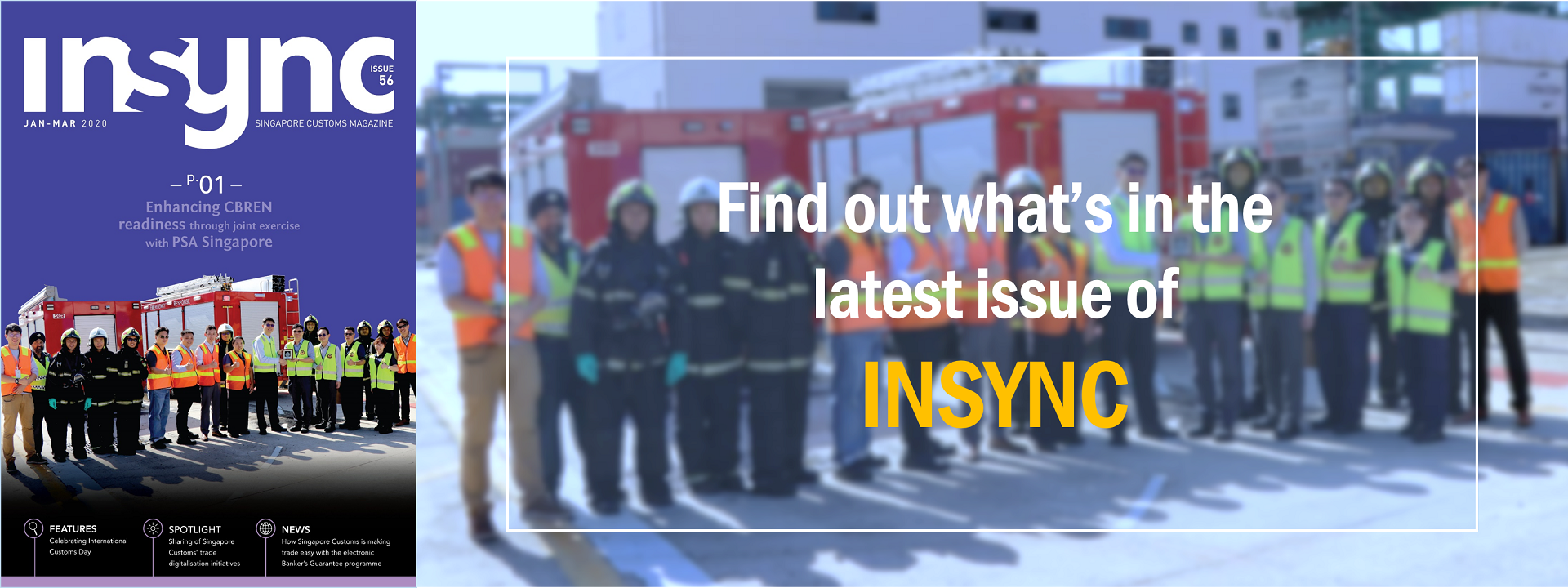 inSYNC Issue 56