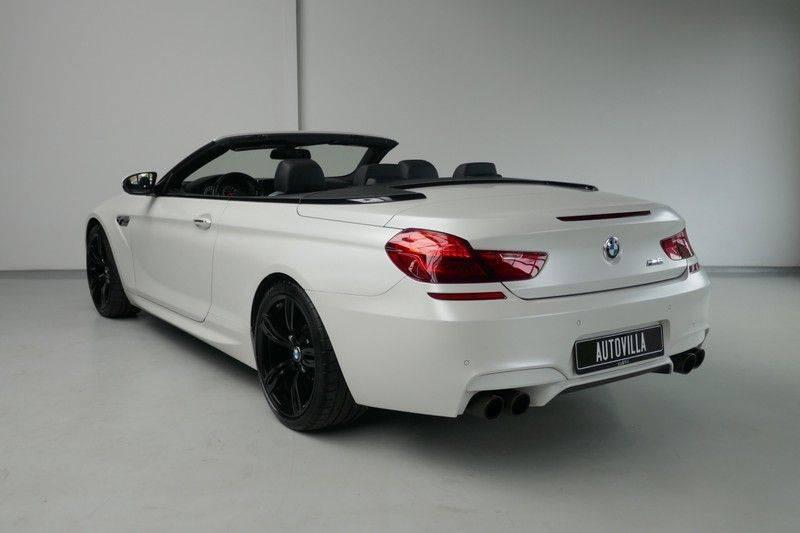 BMW 6 Serie Cabrio M6 Ceramic brakes - Akrapovic - B&O afbeelding 14