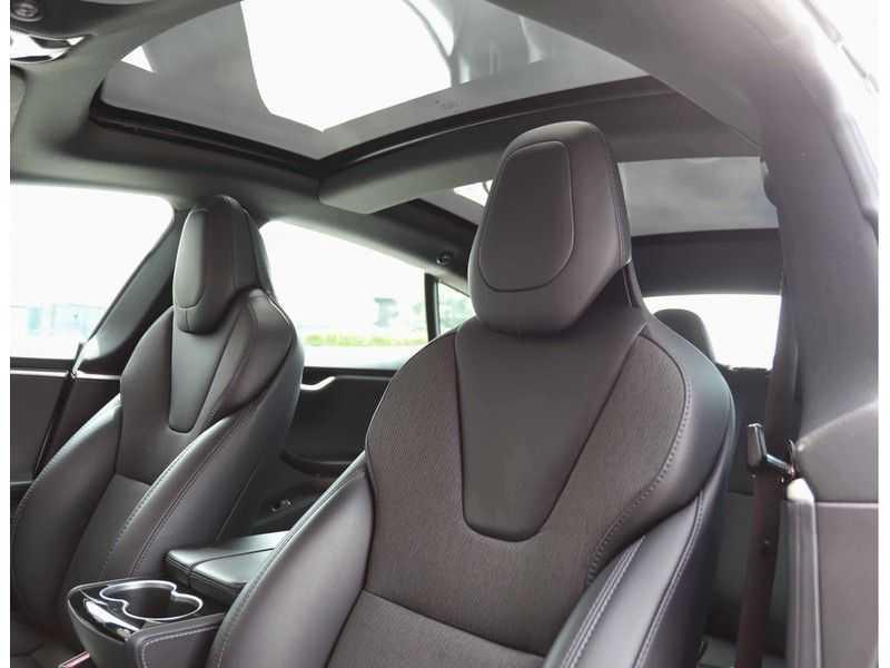 Tesla Model S 75D Base *4% t/m 06-'23*5-persoons*AutoPilot* afbeelding 25