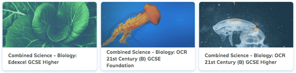 Free GCSE Combined Science Revision Courses