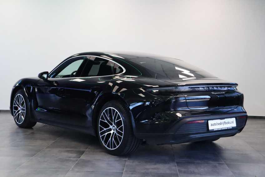 Porsche Taycan 4S Performance 571pk!   Prijs ex.btw 102.950,-   Full-Led Sport-Chrono Panoramadak Warmtepomp *tot 24 maanden garantie (*vraag naar de voorwaarden) afbeelding 7