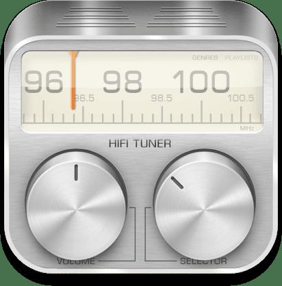 HiFi Tuner app icon