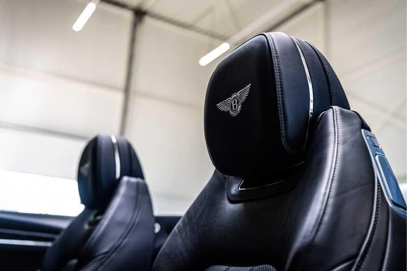 Bentley Continental GTC 6.0 W12 | Dynamic Ride | Comfort Sport | Massage afbeelding 19