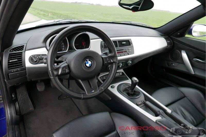 """BMW Z4 Coupé 3.2 M Xenon, 18""""LM, 65.683 km, Interlagos Blauw-Metallic afbeelding 15"""