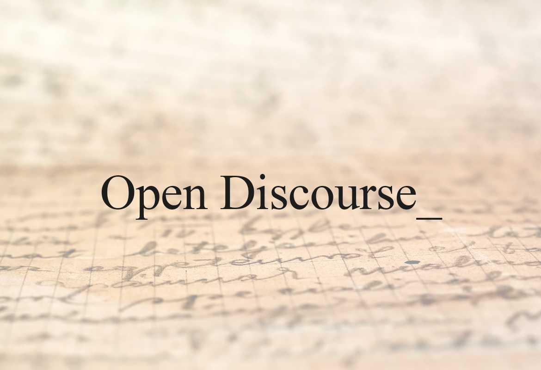 Open Discourse Logo Fullscreen