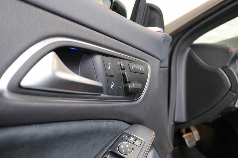 Mercedes-Benz CLA-Klasse Shooting Brake 200 OrangeArt Edition | VERKOCHT! | | Panoramadak | Memory stoelen | AMG Pakket | Night Pakket | Achteruitrijcamera | afbeelding 10