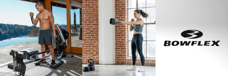 Bowflex vs. Total Gym Review - Strength Training