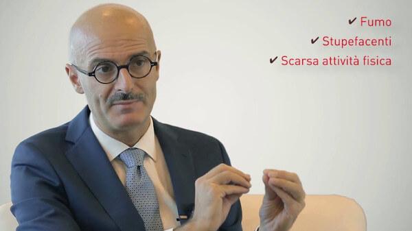 Il Prof. Andrea Salonia parla di diagnosi di Disfunzione Erettile nel paziente giovane