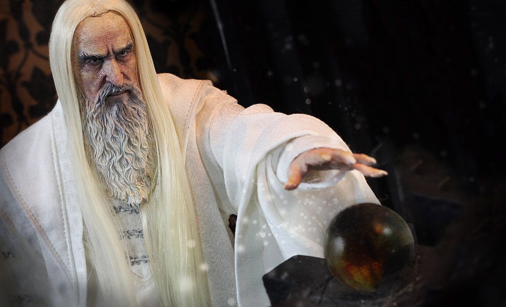 Asmus Toys The Hobbit Saruman 1/6 Scale Figure