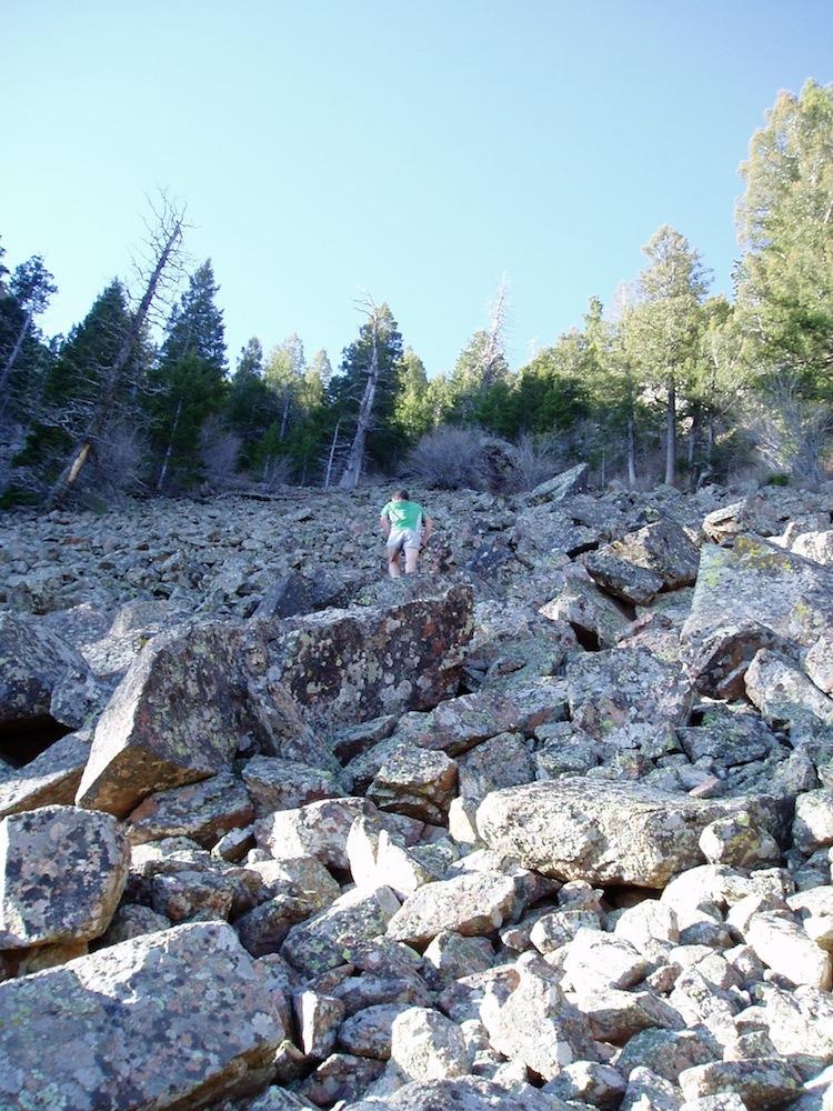 Eldo canyon run brian
