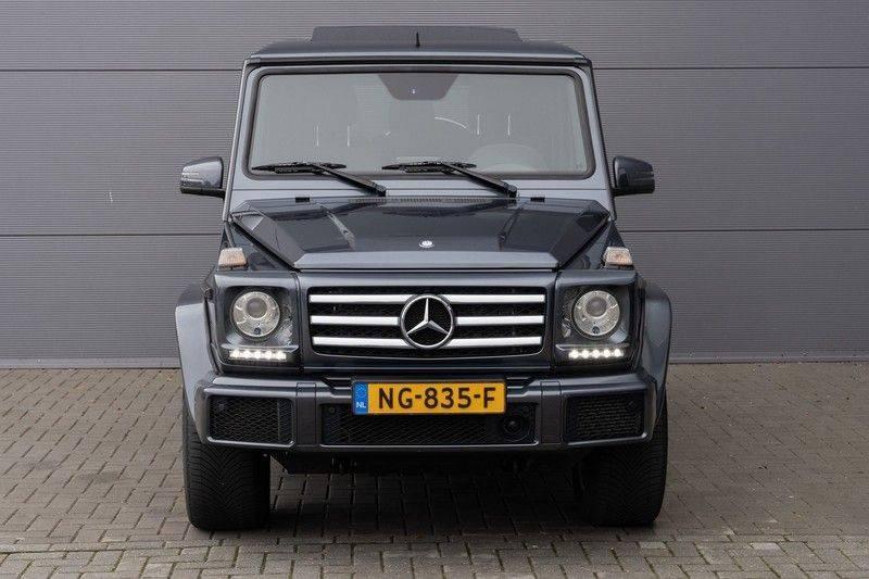 Mercedes-Benz G-Klasse 350 D 245pk Sportpakket Schuifdak Distronic Stoelventilatie afbeelding 13