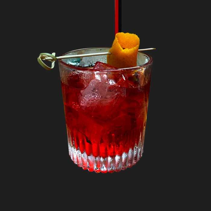 Adam Bomb Cocktail