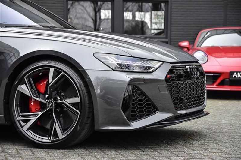 Audi RS6 DYNAMIC PLUS+DESIGNPAKKET+SP.ONDERSTEL NP.238K afbeelding 21