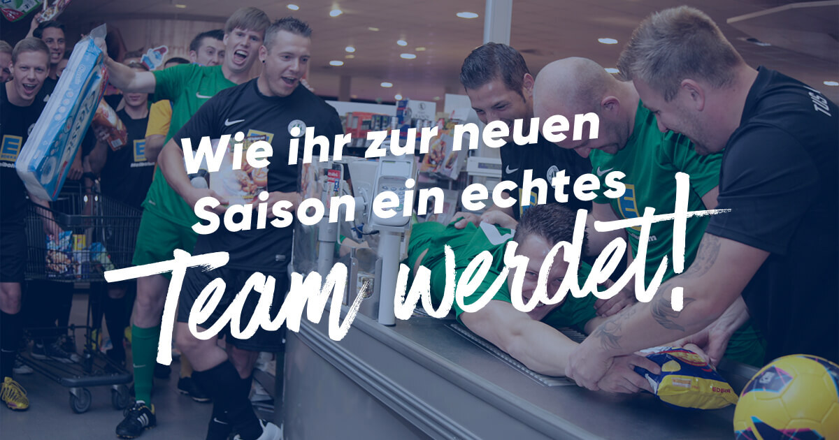 Teambuilding Sportverein