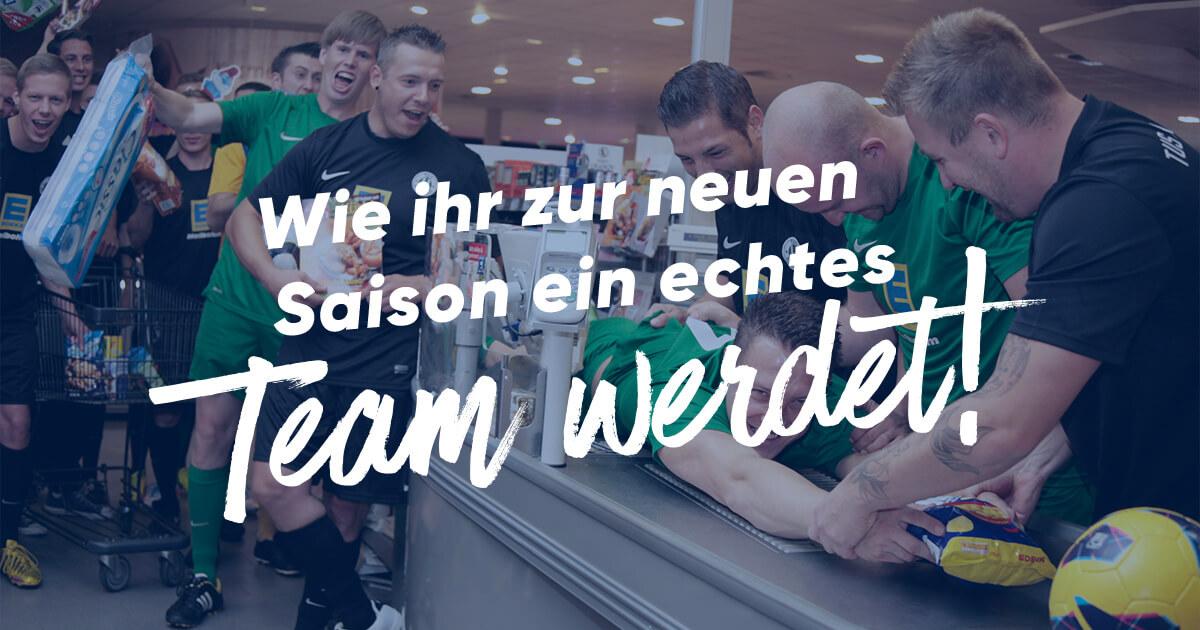 Teambuilding Sportverein