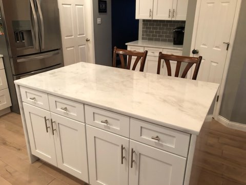 Measure countertop square footage | Stoneland Inc