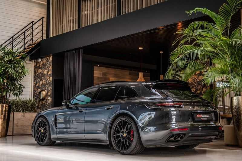 Porsche Panamera GTS Sport Turismo 4.0 | BOSE | Panorama | Alcantara | Comforttoegang | PDLS | PASM afbeelding 12