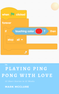 14 Playing Ping Pong with Love - Flash fiction short story sci-fi artificial intelligence