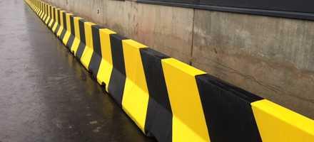 Concrete Barrier Installation in the West Midlands
