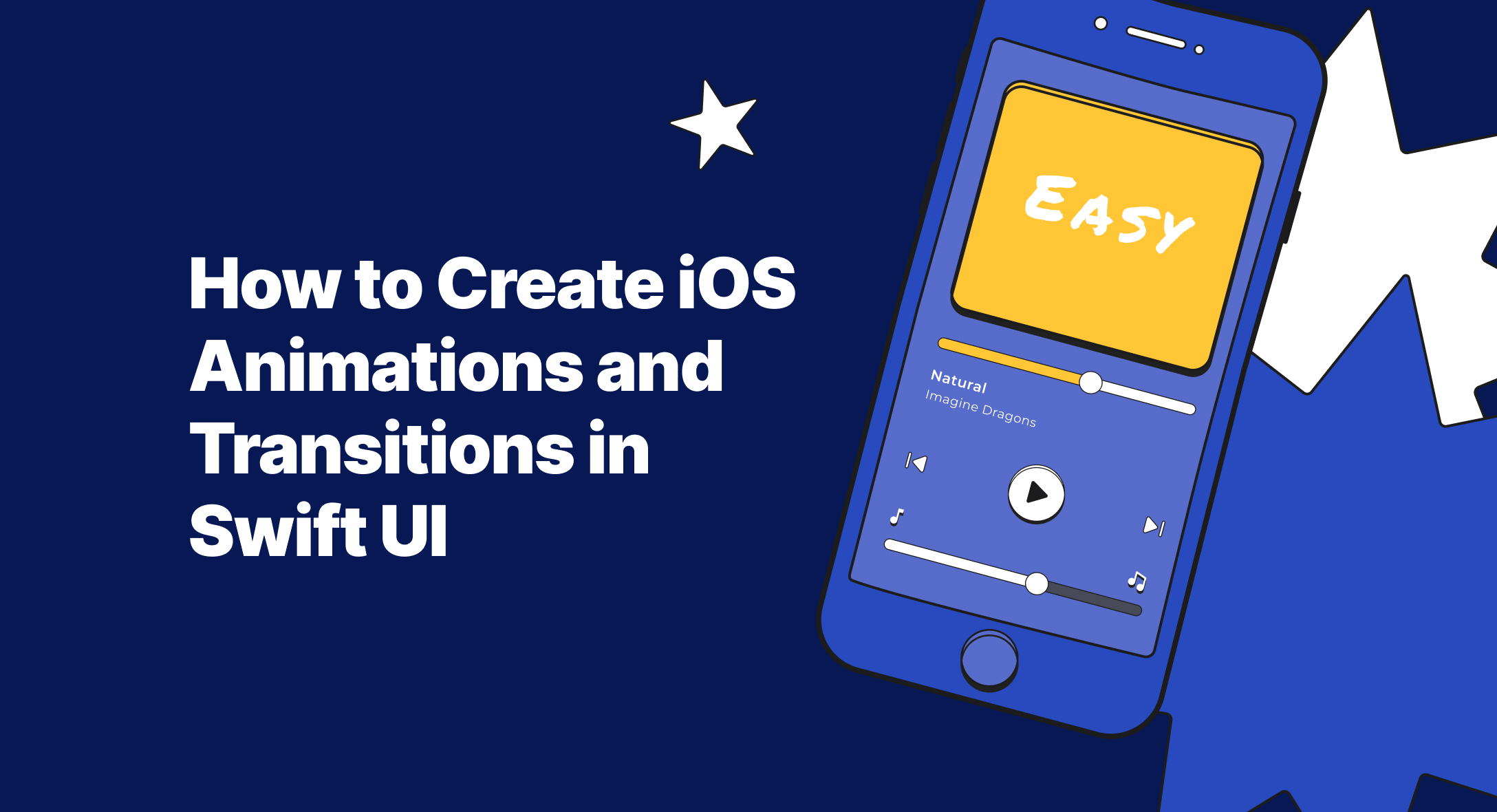 How to Create iOS Animations and Transitions in Swift UI