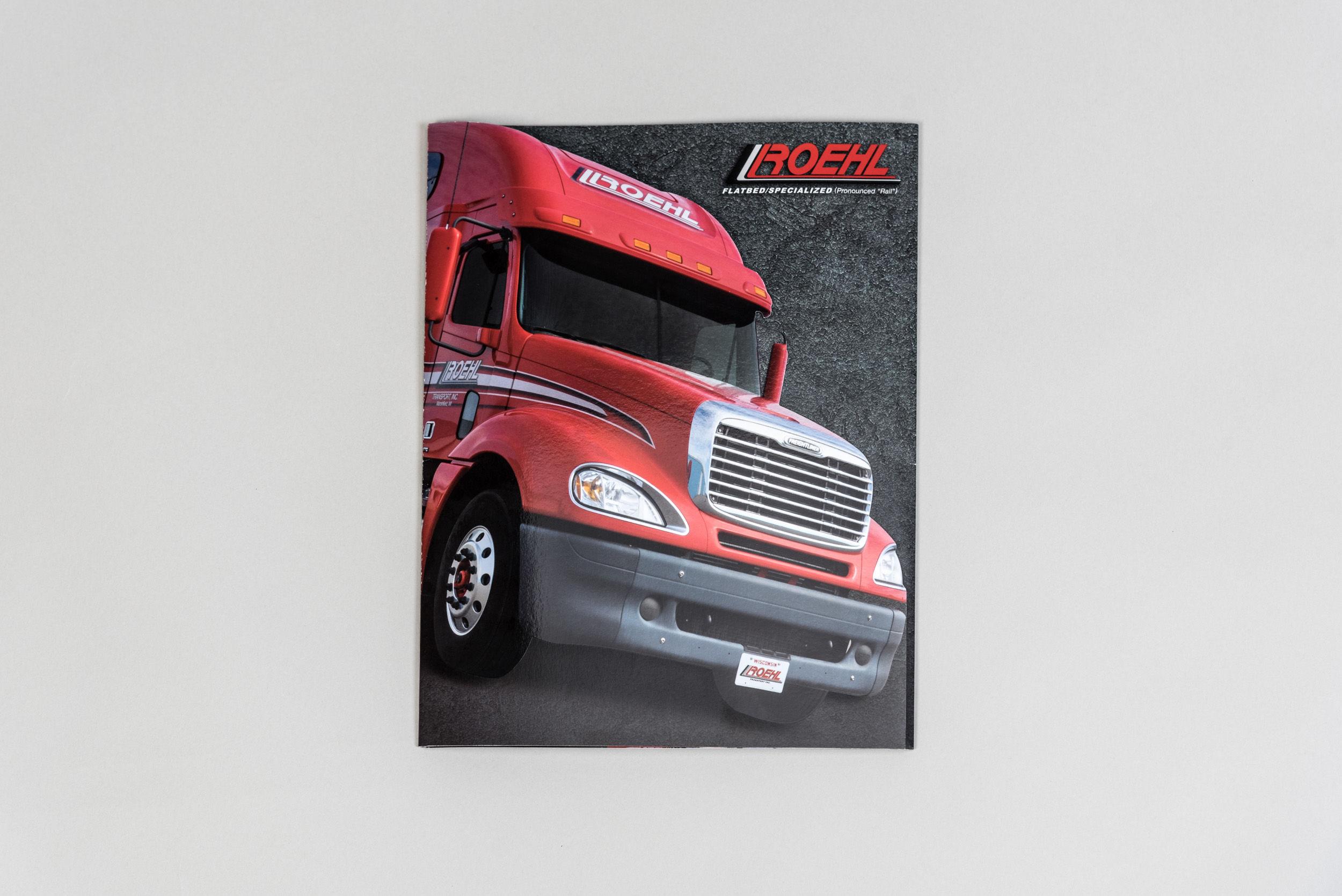 Roehl Brochure Cover