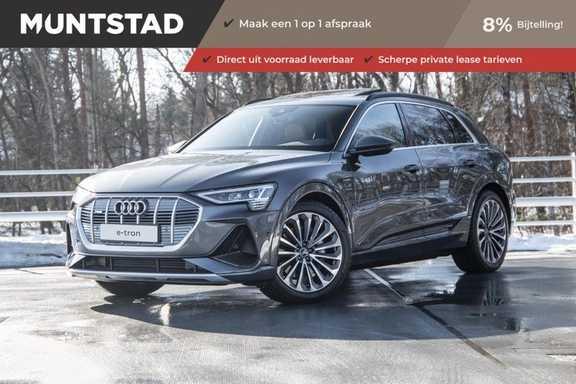 Audi e-tron 55 quattro S edition | Matrix-LED | B&O Sound | 2e Laadpunt | Exclusief leder |