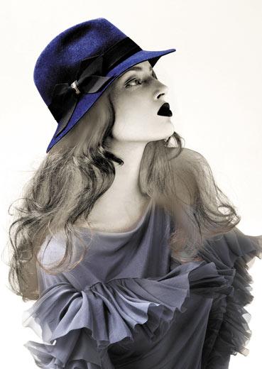 Elisabetta Cavatorta Stylist - Borsalino