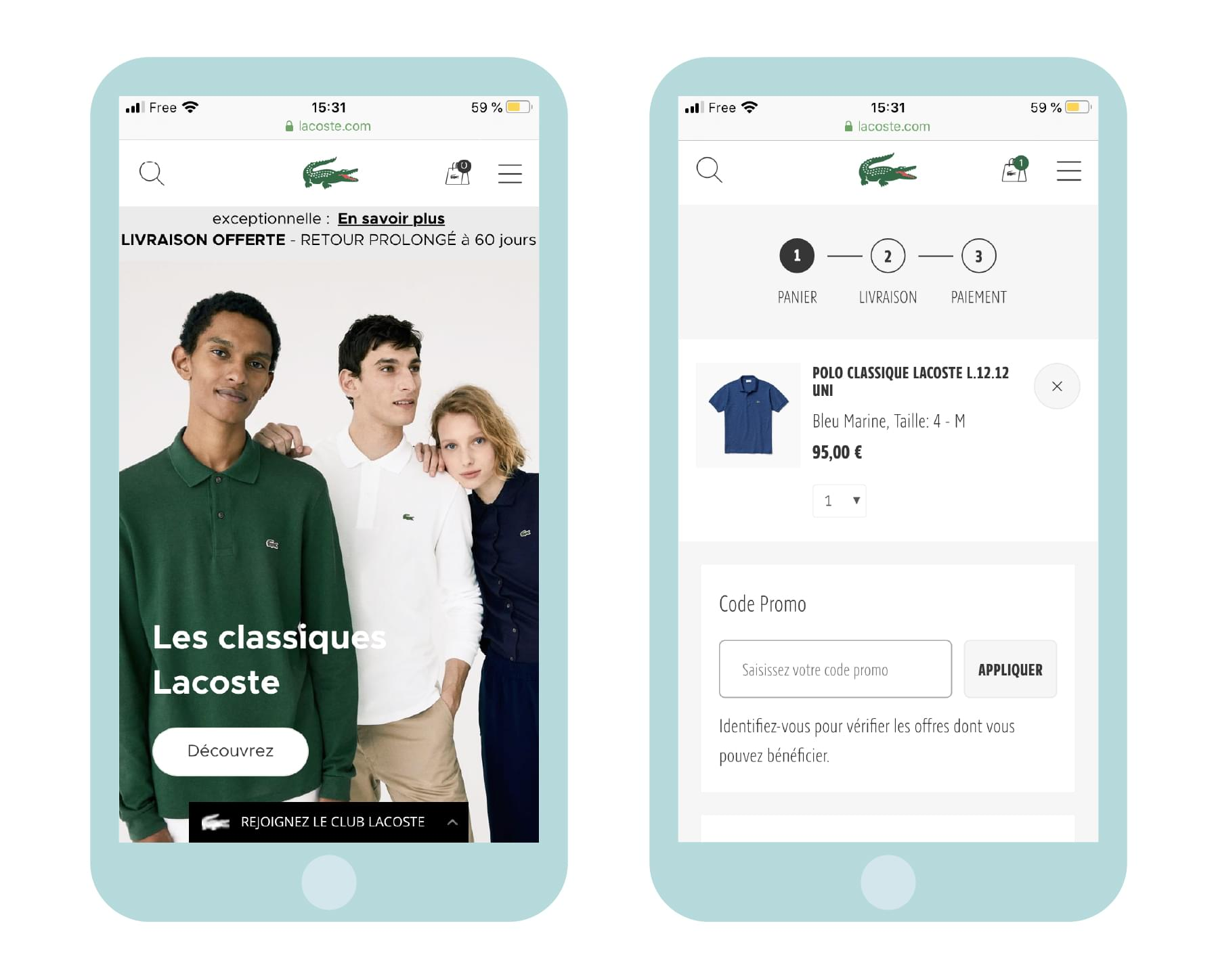 Customer case: our response to Lacote's problem to optimize the customer journey of its e-commerce website in an agile way.