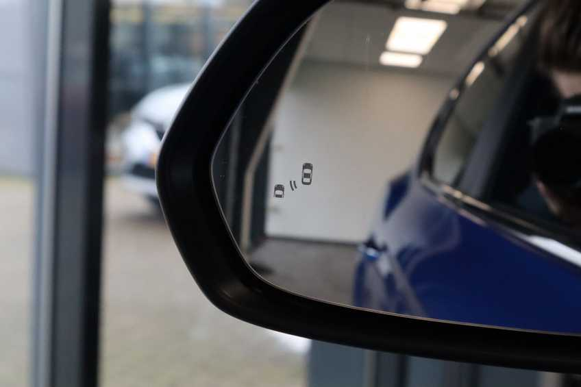 MG ZS EV Luxury 8% Bijtelling Leder Panoramadak Navigatie Cruise LM afbeelding 17