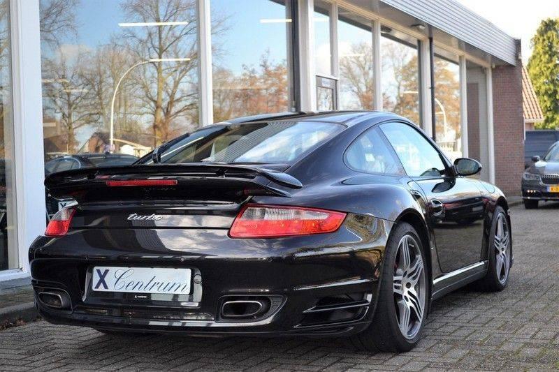 Porsche 911 Turbo / Dealeronderhouden / Approved afbeelding 3