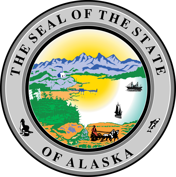 logo of State of Alaska