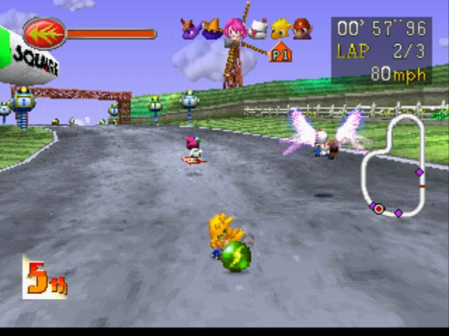 chocobo racing 2