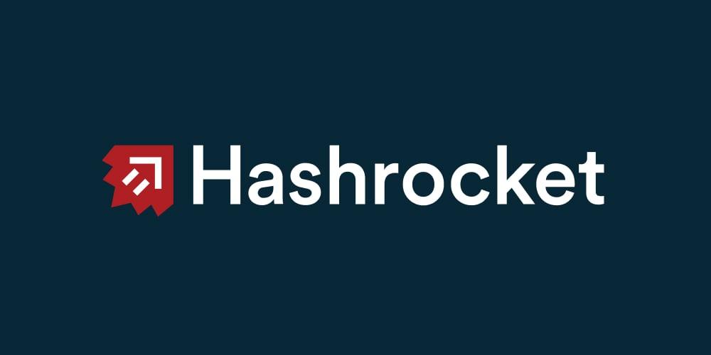 HashRocket - Logo Image
