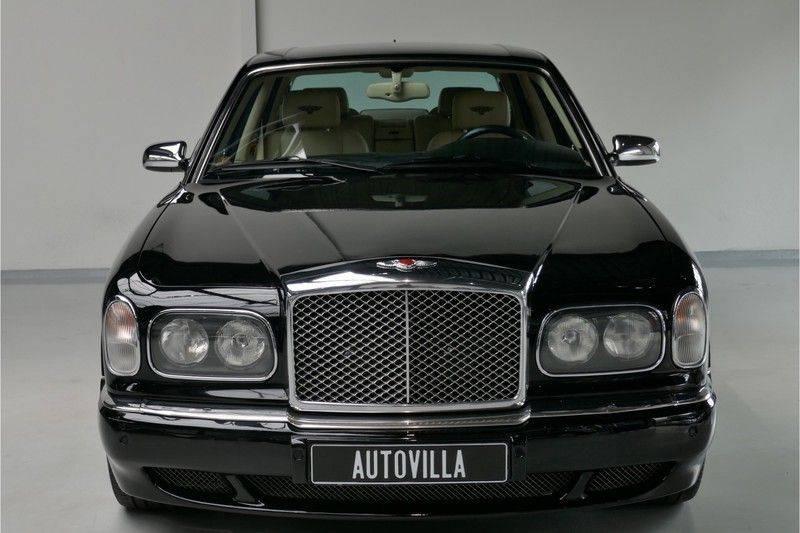 Bentley Arnage 6.8 V8 T Mulliner LWB (1 van 95 st) Youngtimer . afbeelding 2