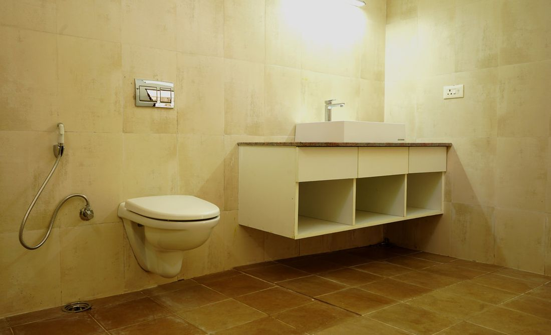 Another bathroom at Bournville